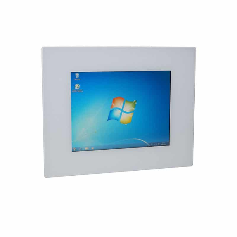 Touch Panel PC mit Vollglasfront 10,4 ""