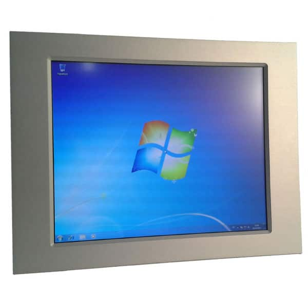 Industrie Touch Panel PC mit resistivem Touchsensor