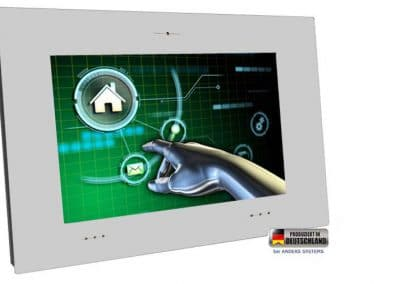"Touch Panel PC 12,1"" Media weiß"