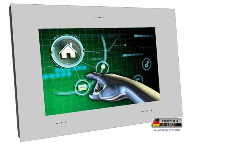 """Touch Panel PC 12,1"""" Media weiß"""
