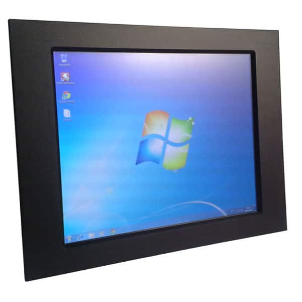 "Touch Panel 17"" resistiv"