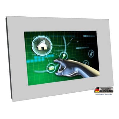 """Touch Monitor 12,1"""" weiss"""