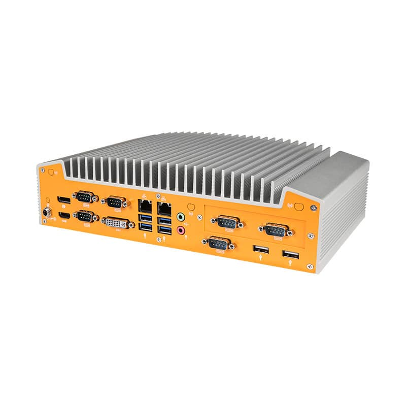 AS-BOX 60050 Industrie Box PC