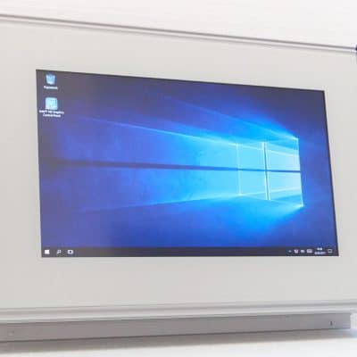 "Panel PC Typ Wandbox 15,6"""