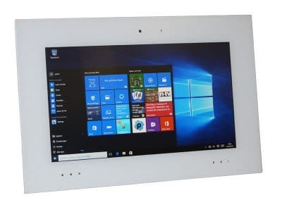 "Touch Panel PC 15.6"" Media weiß"