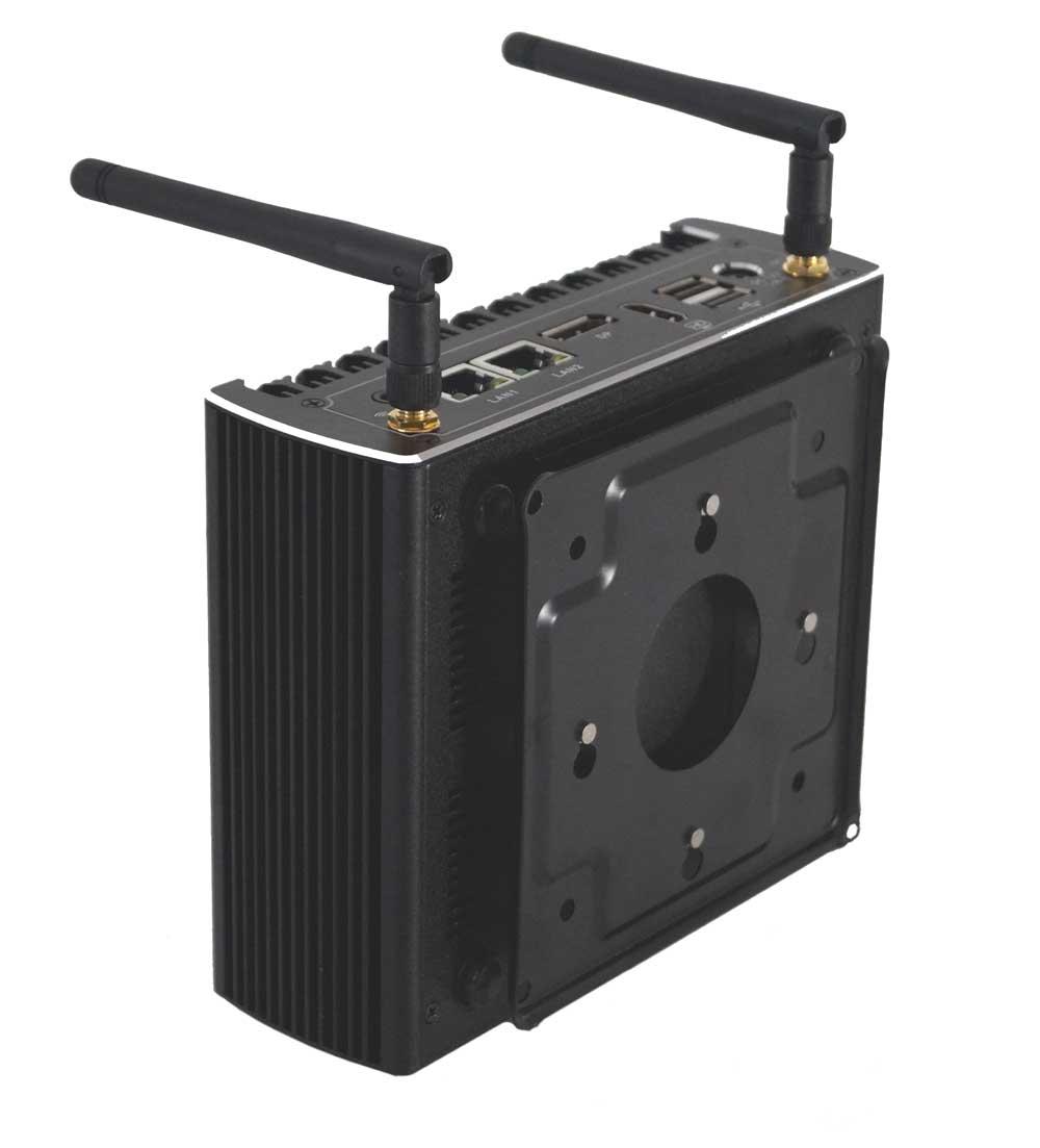 AS-BOX 6200 mit Adapterplatte