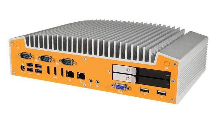 AS-BOX 60052 Leistungsstarker Industrie Computer