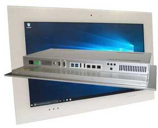 Touch Panel PC für Industrie - u. Gebäudeautomatisierung