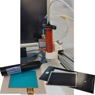 Optical Bonding - Herstellung von Baugruppen - Dienstleistung