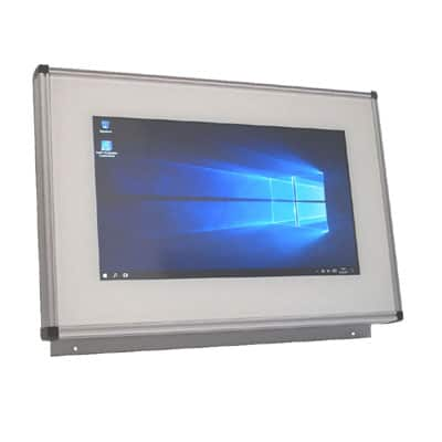Touch Panel Wandbox von Anders Systems