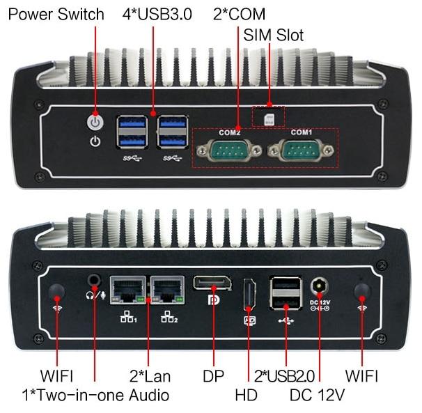 ASBOX 6220 mit Core i7