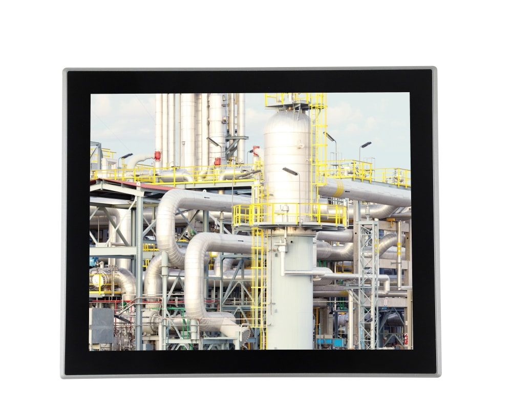"""Touch Panel PC - Serie LC, 17"""""""
